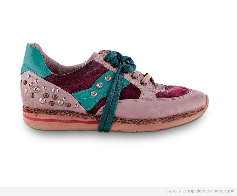 Sneakers zapatillas deportivas mujer marca Airstep de rebajas, outlet online