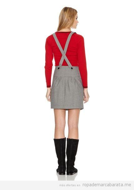 falda-pata-gallo-tirantes-marca-el-ganso-barata-comprar-outlet-online (1)