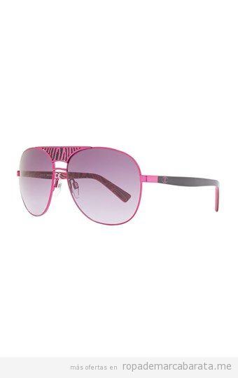 Gafas Sol mujer marca Just Cavalli rebajadas, comprar outlet online