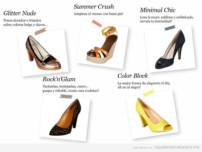 Outlet online de zapatos de marca