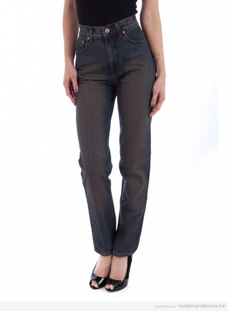Pantalones vaquero marca  DOLCE & GABBANA baratos, comprar outlet online 2