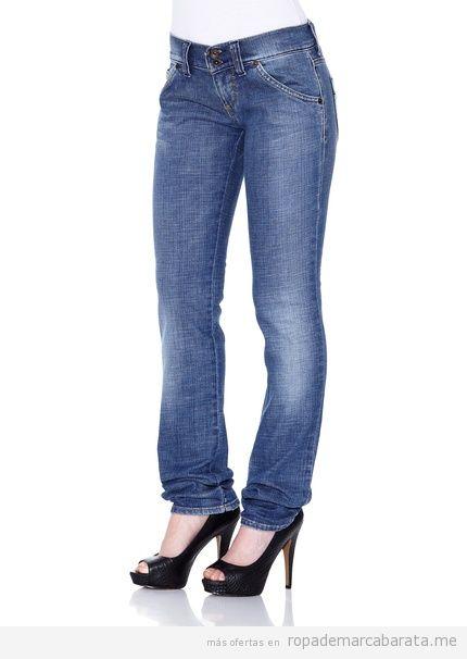 Pantalones vaqueros marca Miss Sixty baratos, comprar outlet online 3
