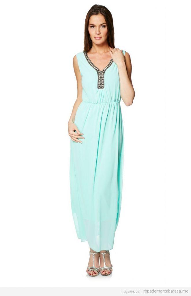 Vestidos de marca largos de verano baratos, comprar outlet online 2