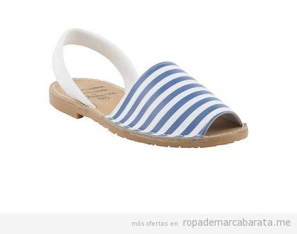 Sandalias Menorquinas originales marca Daneris baratas, outlet online