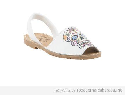 Sandalias Menorquinas originales marca Daneris baratas, outlet online 2