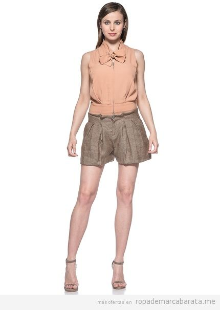 Top y shorts marca See by Chloé baratos, comprar outlet oline
