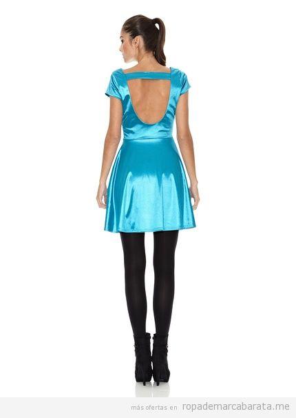 Vestido fiesta marca Rare barato, outlet online 2