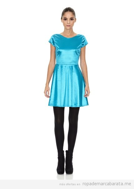 Vestido fiesta marca Rare barato, outlet online