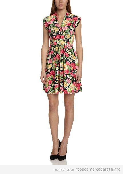 Vestidos cortos verano baratos marca Louche, comprar outlet online 3