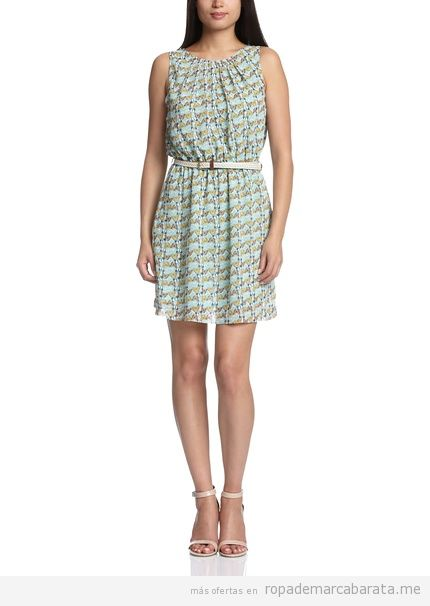 Vestidos cortos verano baratos marca Louche, comprar outlet online