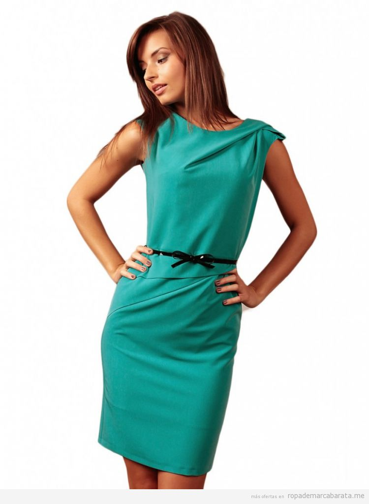Vestidos Vera cocktail baratos, comprar outlet online 3
