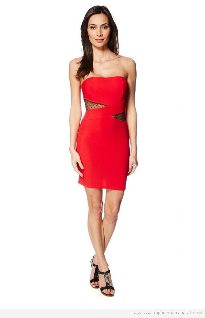 Vestidos cortos y sexys fiesta marca Torrente baratos, comprar outlet online