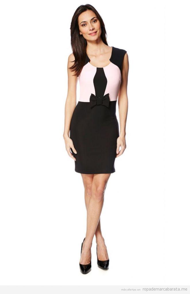 Vestidos cortos y sexys fiesta marca Torrente baratos, comprar outlet online 2