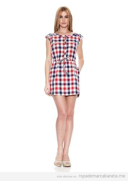 Monoshorts  y Vestidos verano marca Pepe Jeans London baratos, comprar outlet online 2