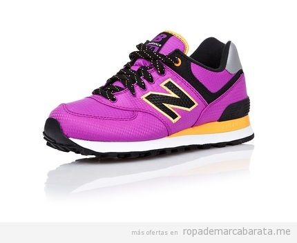 Zapatillas casual mujer marca New Balance baratas, outlet online