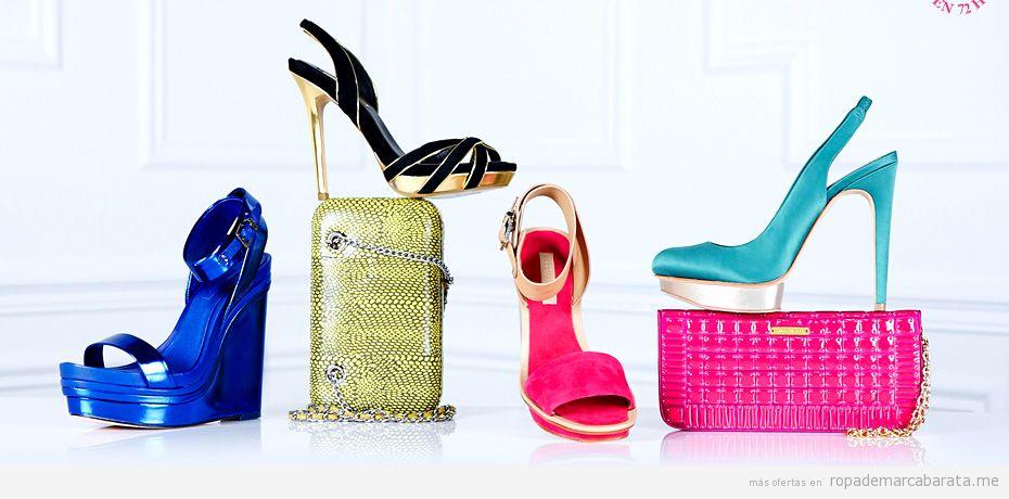 Zapatos y bolsos marca BCBG Max Azria baratos, comprar outlet online