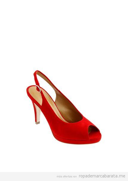 Zapatos, peep toes y sandalias baratos marca Paco Herrero, outlet