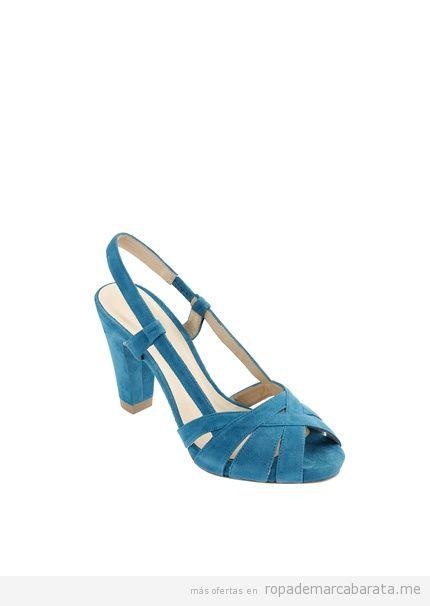 Zapatos, peep toes y sandalias baratos marca Paco Herrero, outlet online