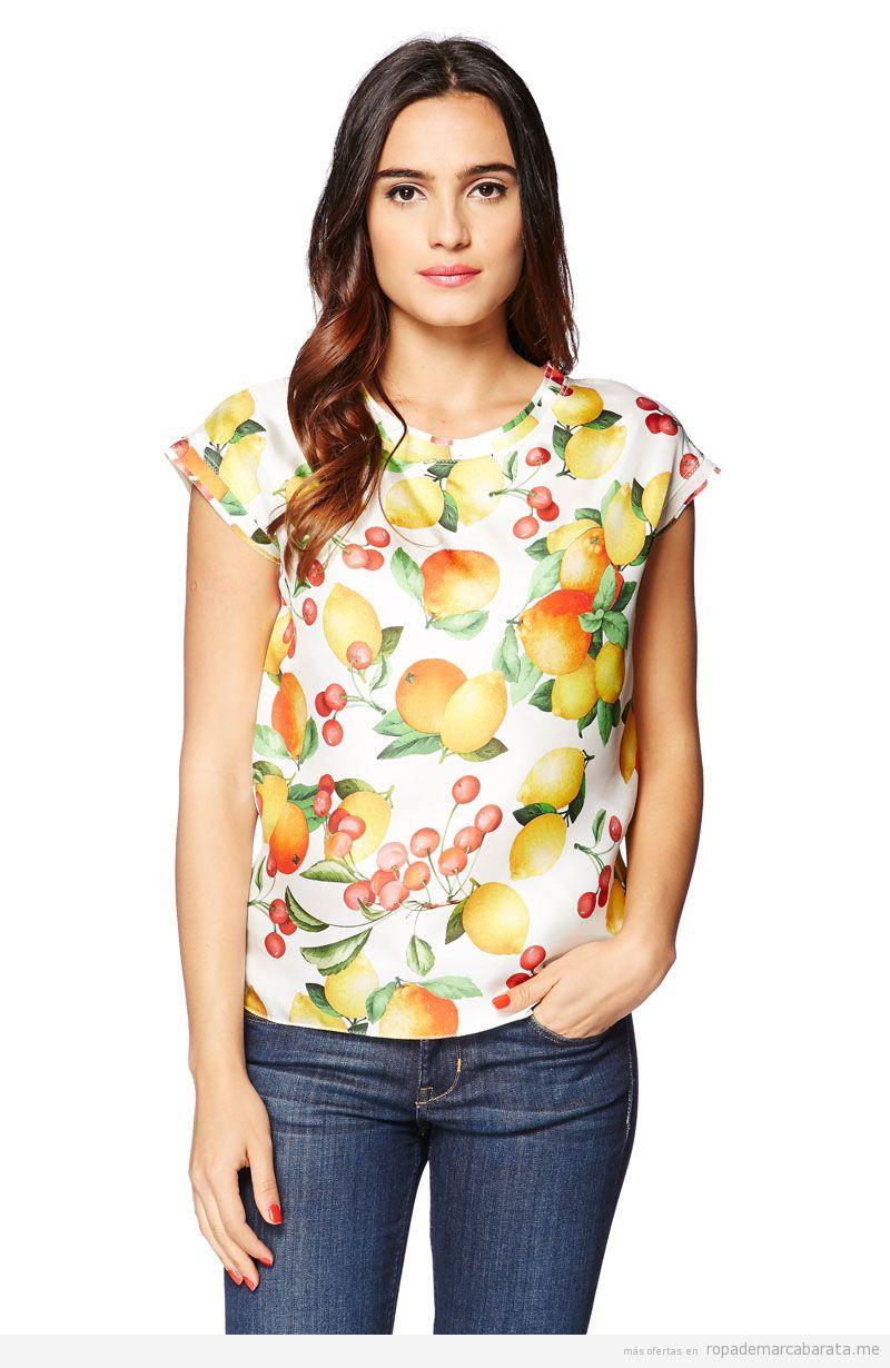 Camisa seda marca Dolce&Gabbana barato, rebajas, comprar outlet online
