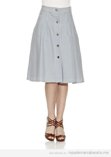 Faldas verano barata marca Divina Providencia, outlet online 2
