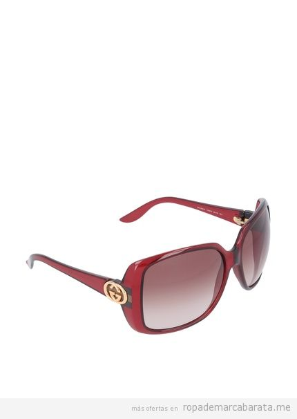 Gafas sol mujer marca Gucci baratas, outlet online