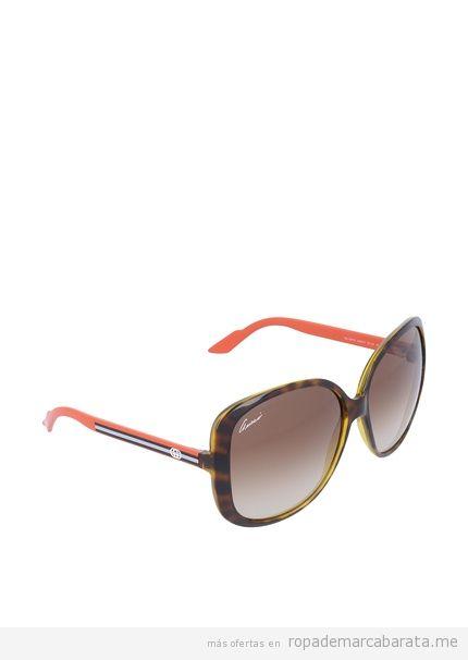Gafas sol mujer marca Gucci baratas, outlet online 2