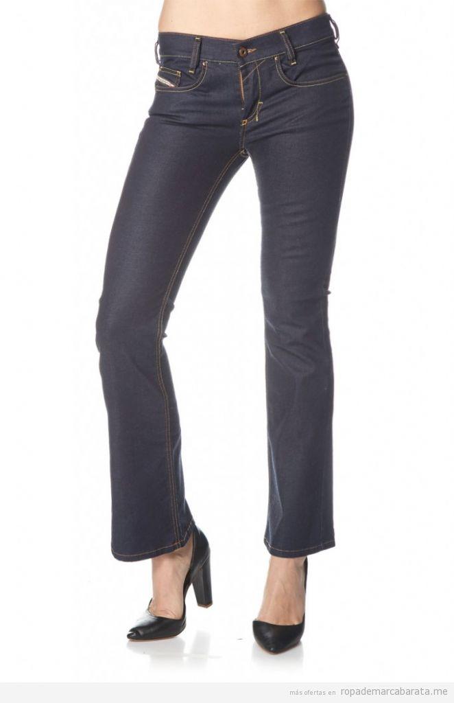 Pantalones vaqueros marca Diesel rebajas, outlet online