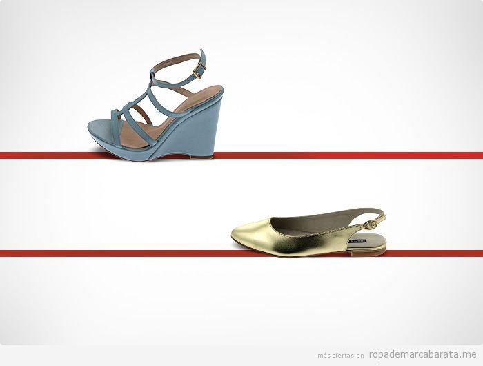 Sandalias y bailarinas verano veranoo marca Pierre Cardin outlet online