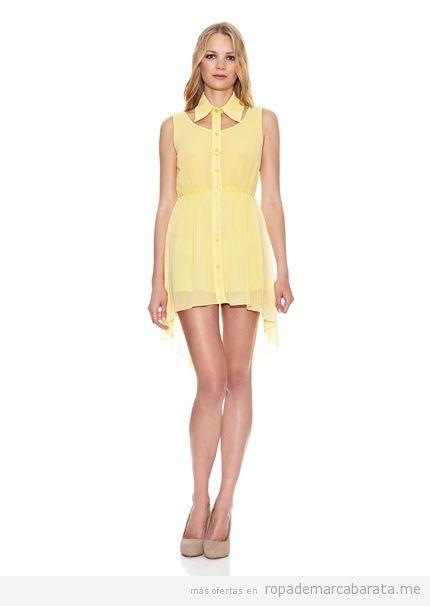 Vestidos cortos marca Poète baratos, outlet online 2