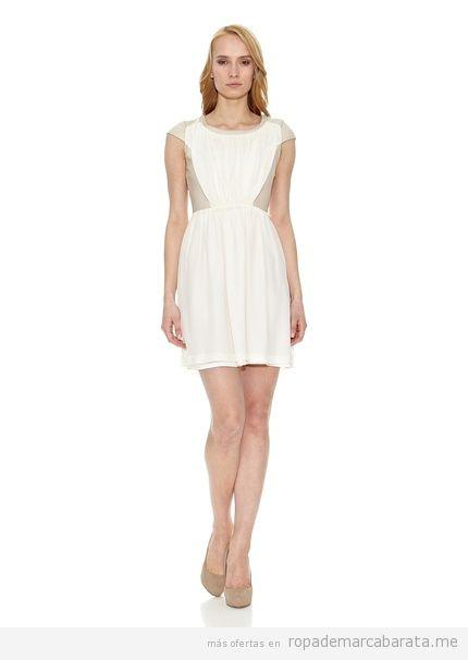 Vestidos elegantes marca Pedro del Hierro baratos, comprar outlet online