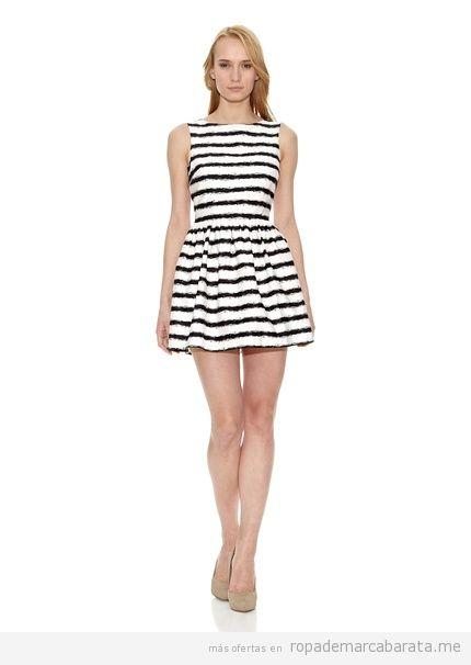Vestidos elegantes marca Pedro del Hierro baratos, comprar outlet online 2