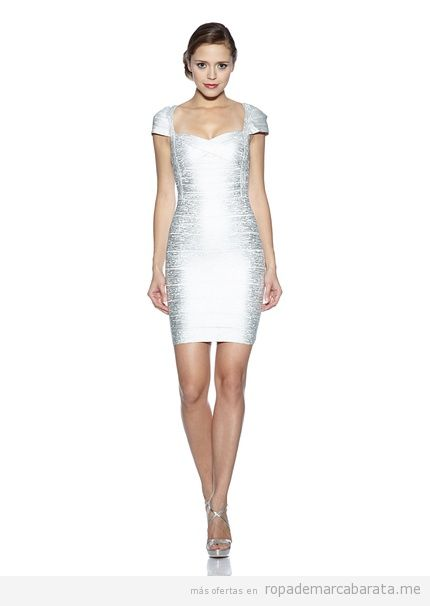 Vestido elegante marca Corizzi, outlet online 2