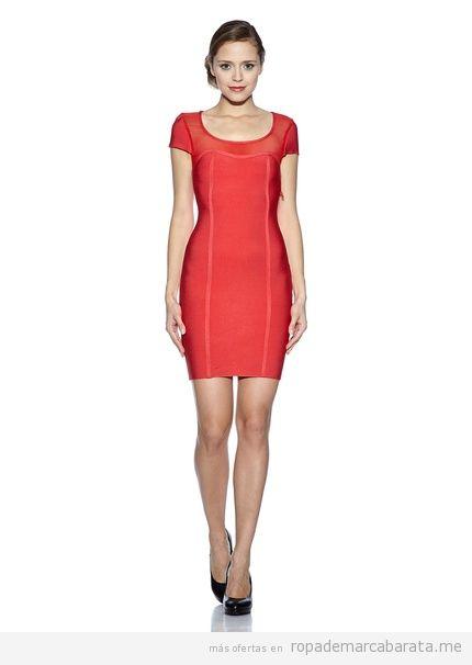 Vestido elegante marca Corizzi, outlet online 3