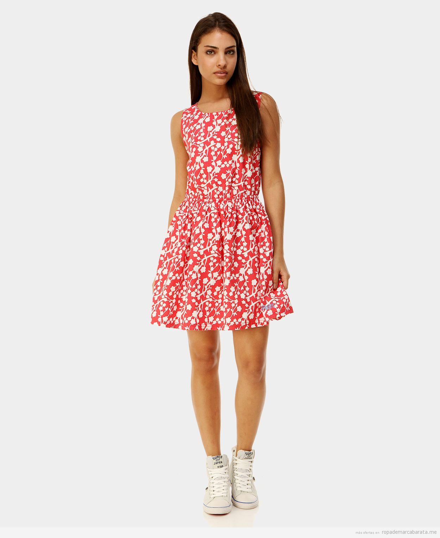 Vestidos tops faldas y shorts para chicas marca - Marcas de ropa casual ...