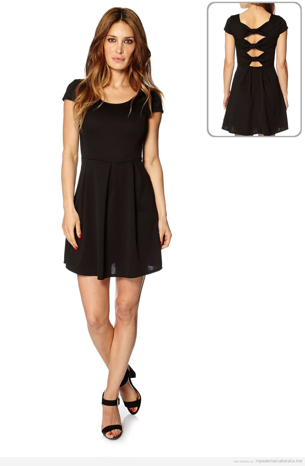 Vestidos verano marca French Connection baratos, outlet online 2