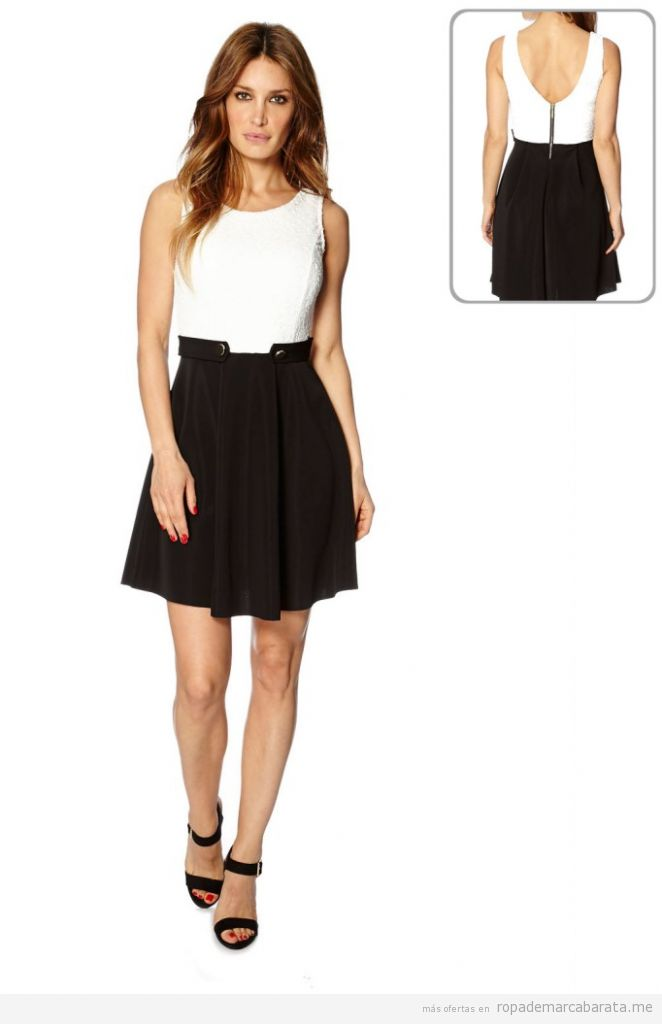 Vestidos verano marca French Connection baratos, outlet online 3