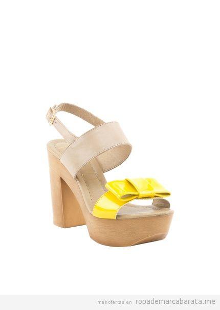Sandalias mujer marca Misu baratas, Sandalias mujer marca Misu baratas, comprar outlet online 3
