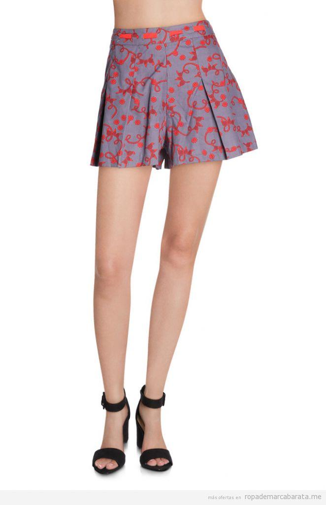 Faldas y faldas pantalón marca Lavand baratas, outlet online 3