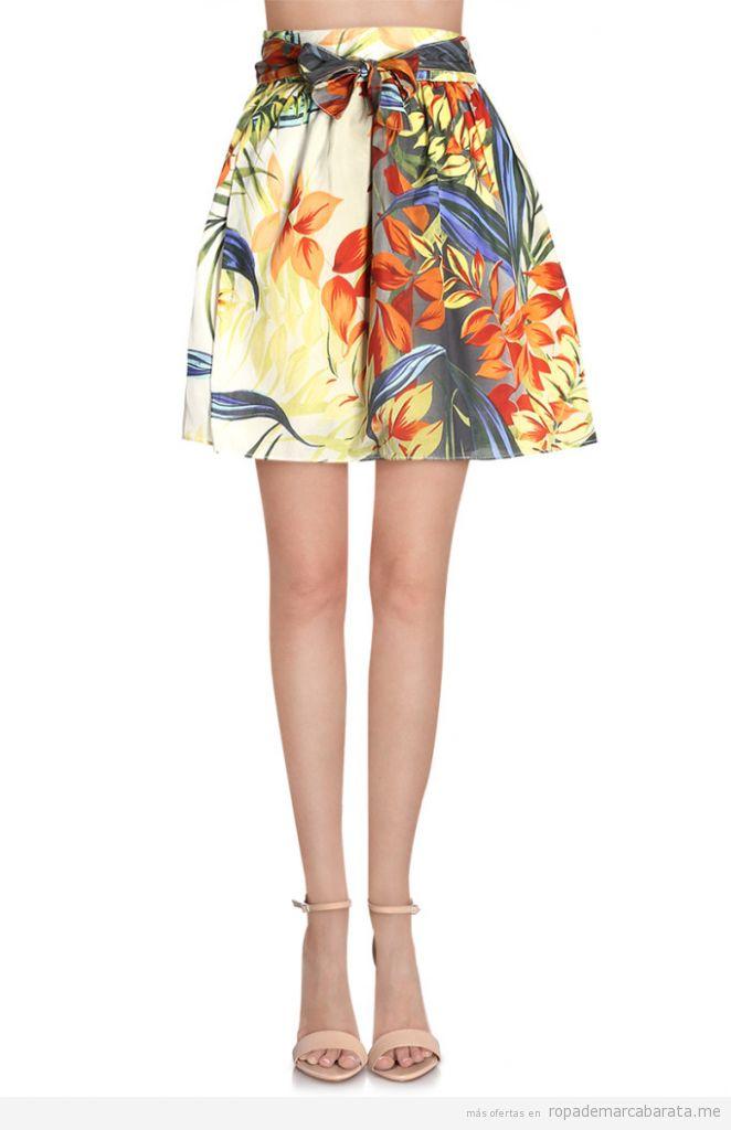 Faldas y faldas pantalón marca Lavand baratas, outlet online