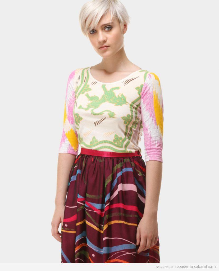 Camisetas marca Custo Barcelona baratas, outlet online 3