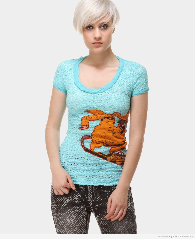 Camisetas marca Custo Barcelona baratas • Ropa de marca barata