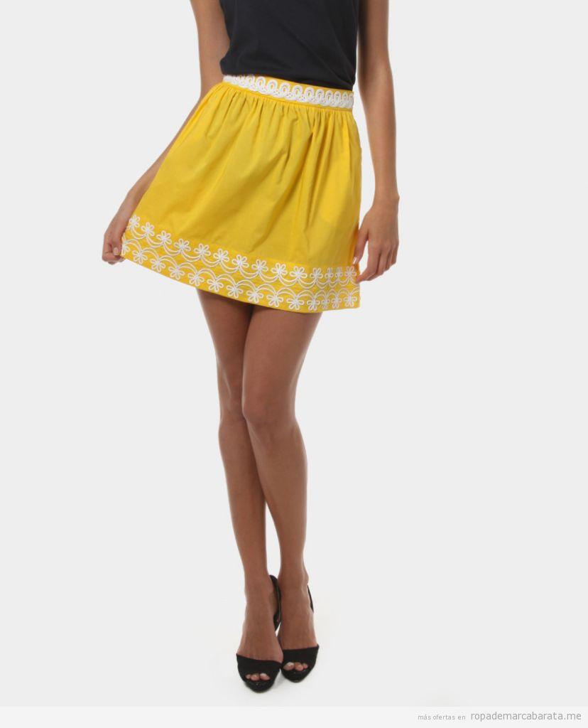 Faldas marca Love Moschino baratas, outlet online