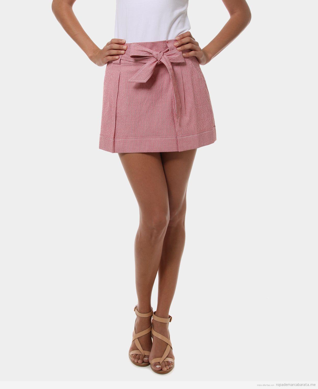 Faldas con un dise o espectacular de la marca love for Disenos de faldas