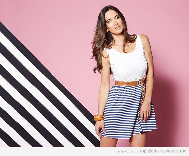 Vestidos marca Mademoiselle Lola rebajas, outlet online