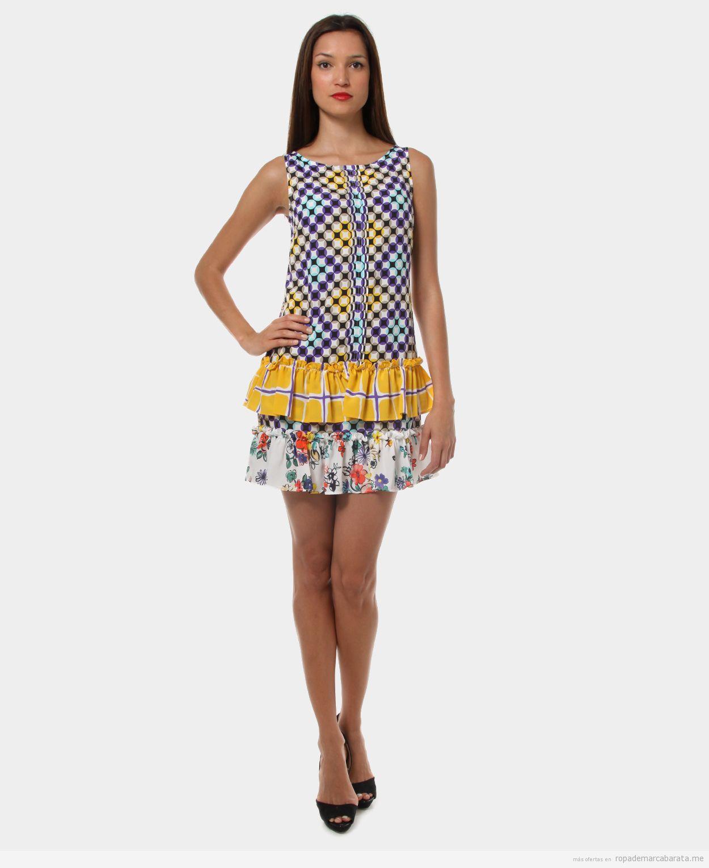 Vestidos marca Love Moschino baratos, comprar outlet online 2