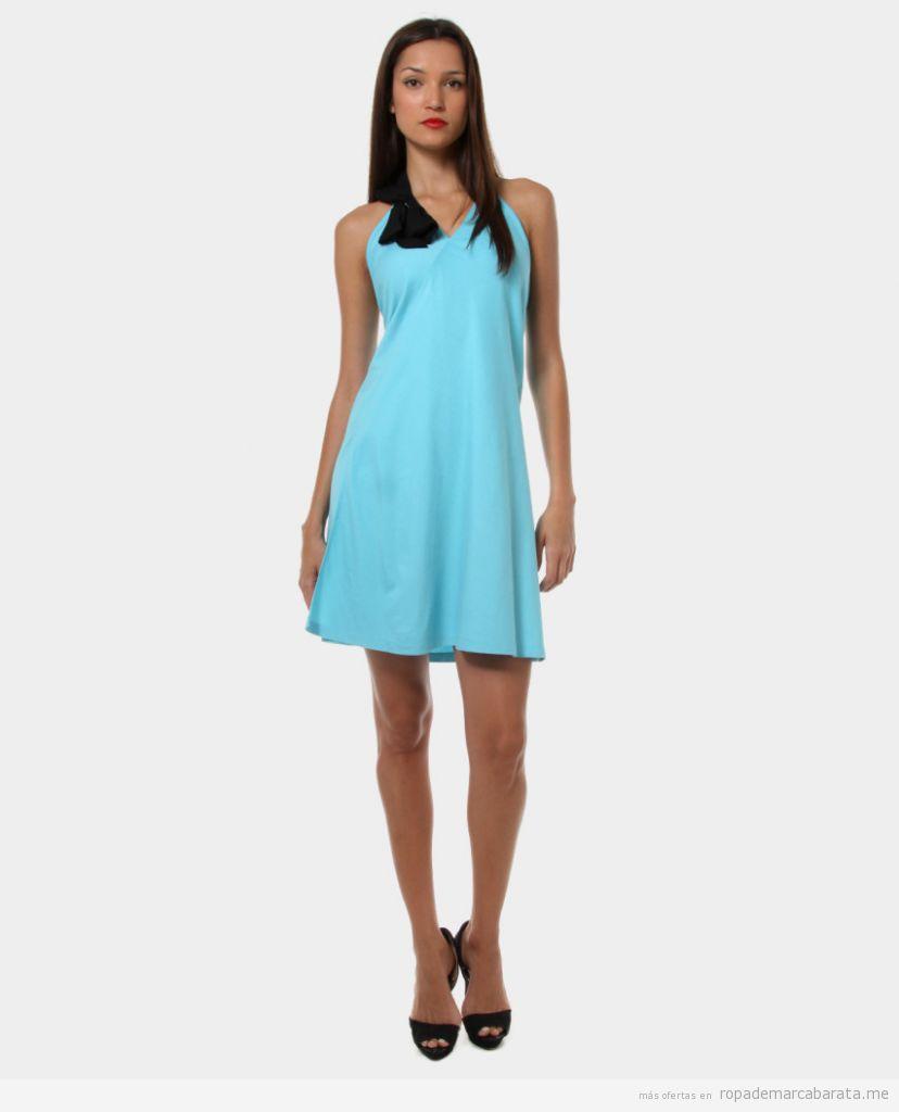 Vestidos marca Love Moschino baratos, comprar outlet online
