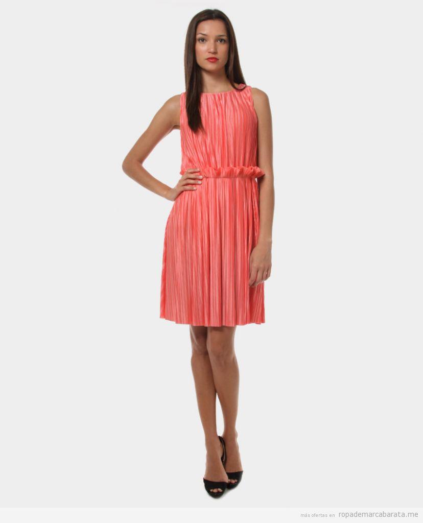 Vestidos marca Love Moschino baratos, comprar outlet online 3