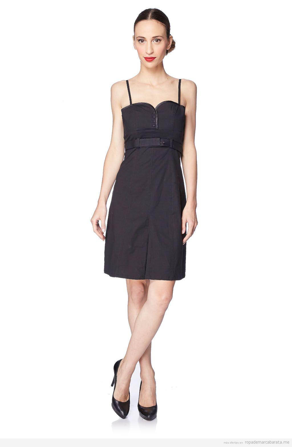 Vestidos elegantes marca Diego Reiga, outlet online 2