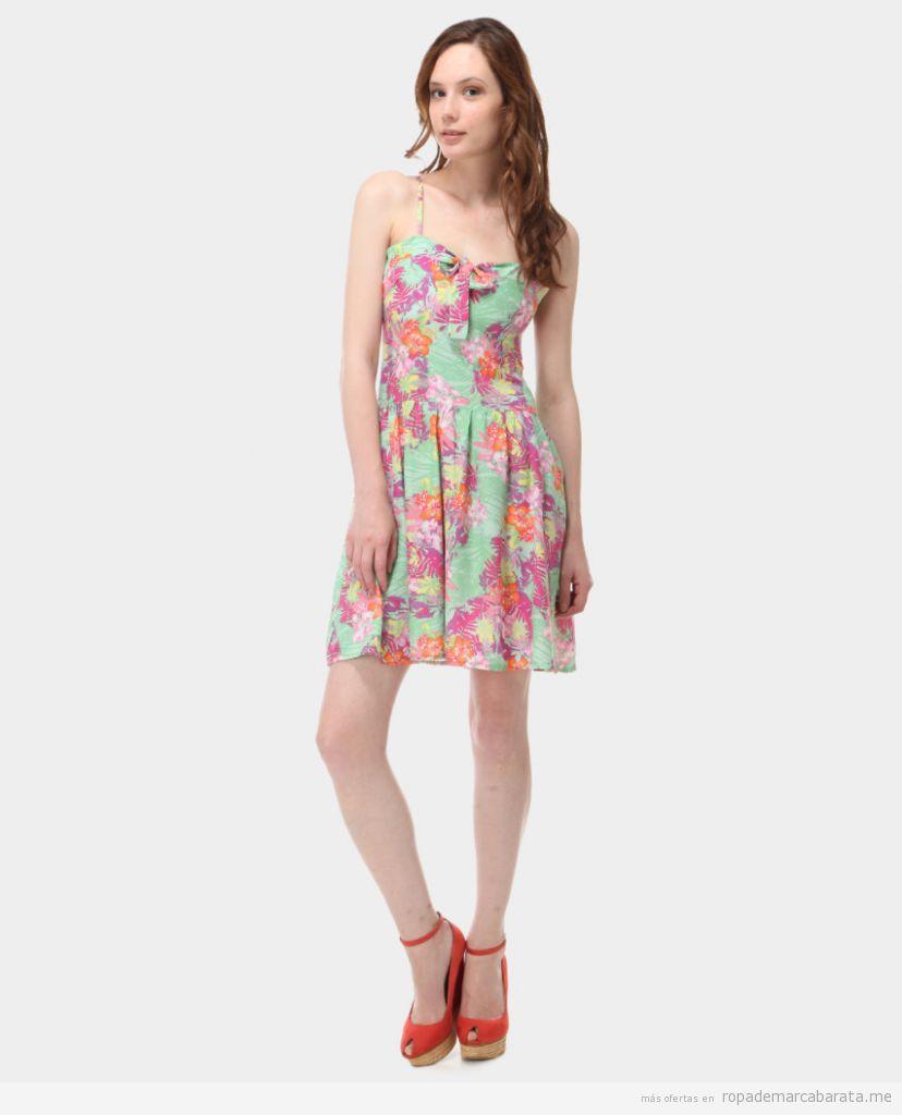 Vestidos verano marca Cache Cache, outlet online 2