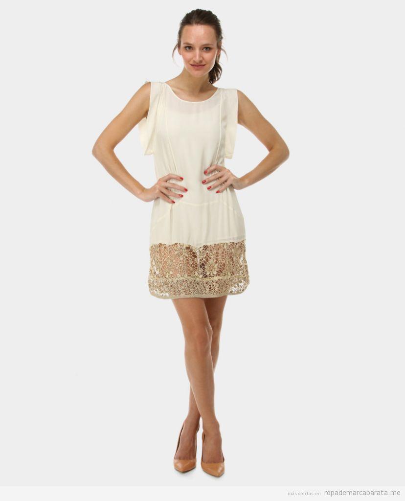Vestidos verano marca Sita Murt baratos, comprar outlet online 3
